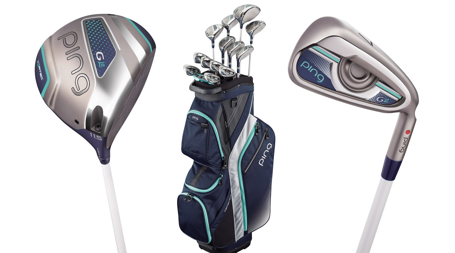 FIRST LOOK  Ping unveils G Le clubs designed for women ee759cf3c716e