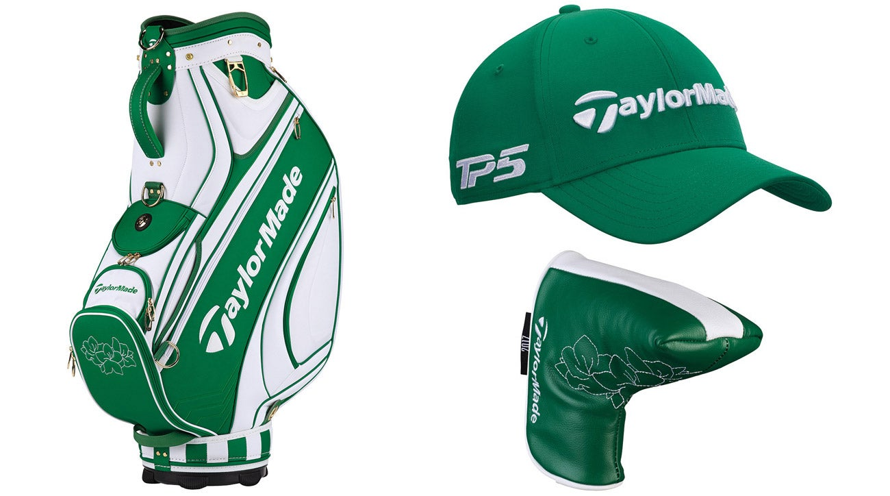 FIRST LOOK  TaylorMade s Masters-themed gear b74ba6b1f65
