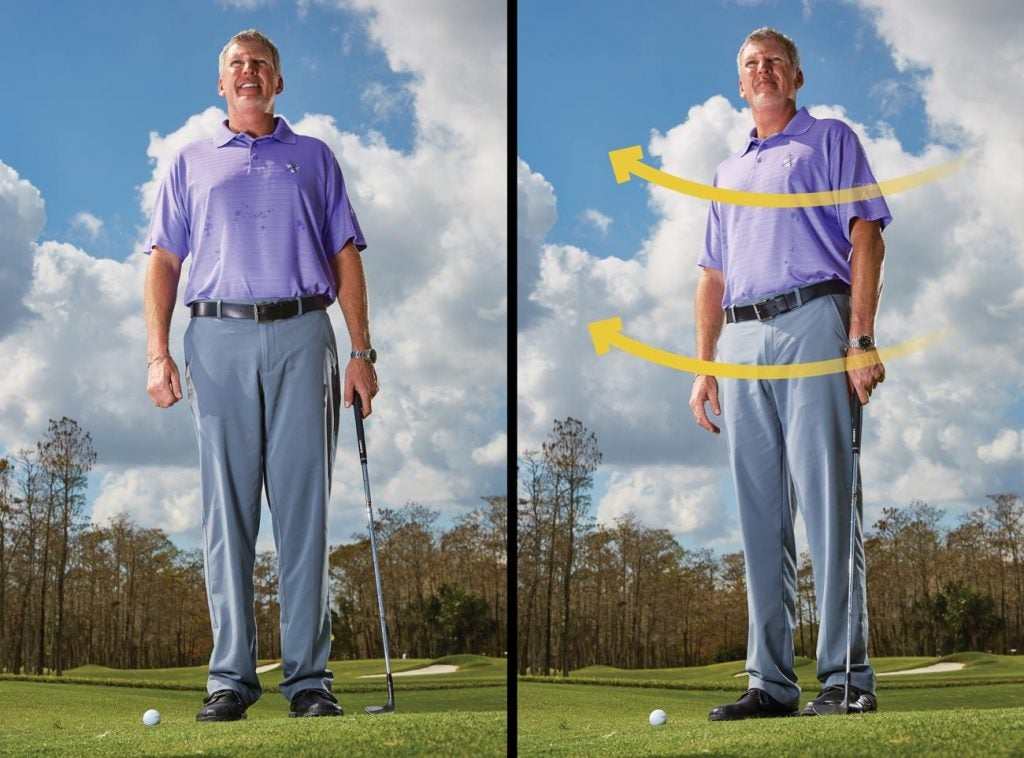 Build Up to a Whole-Body Turn