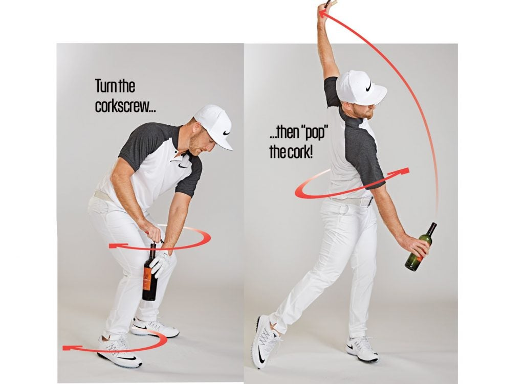 Seven Ways To See And Feel The Perfect Swing