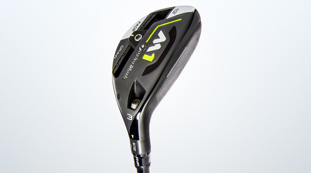Clubtest 2017 Taylormade M1 Rescue Hybrid