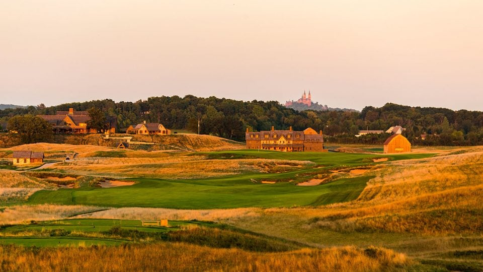 Unearthing Erin Hills: Looking for answers at the rookie