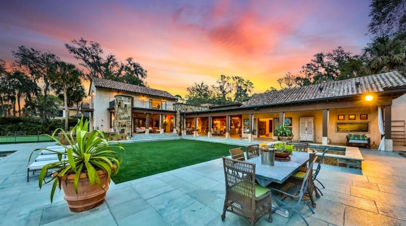 Fred Funku0027s Luxurious Ponte Vedra Beach Home Listed For $6.1 Million