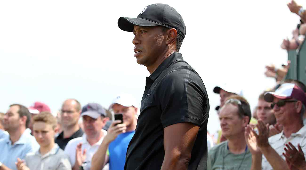 Tiger Woods\'s DUI arrest a stark reminder of where his life is right now