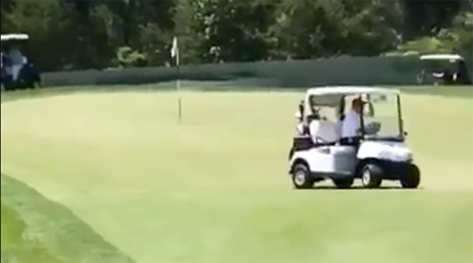 President Trump drives cart all over Bedminster green on drunk driving animation, drunk driving arrest and jail, drunk driving statistics, drunk driving simulator, drunk golf cart accident, drunk driving signs, drunk guy in golf cart, drunk driving victims, guy yelling on a golf cart, drunk driving clip art, drunk mini golf, drunk driving deaths,