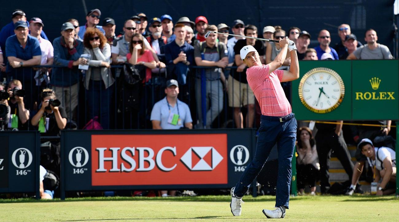 british open 2017 final round tee times  pairings