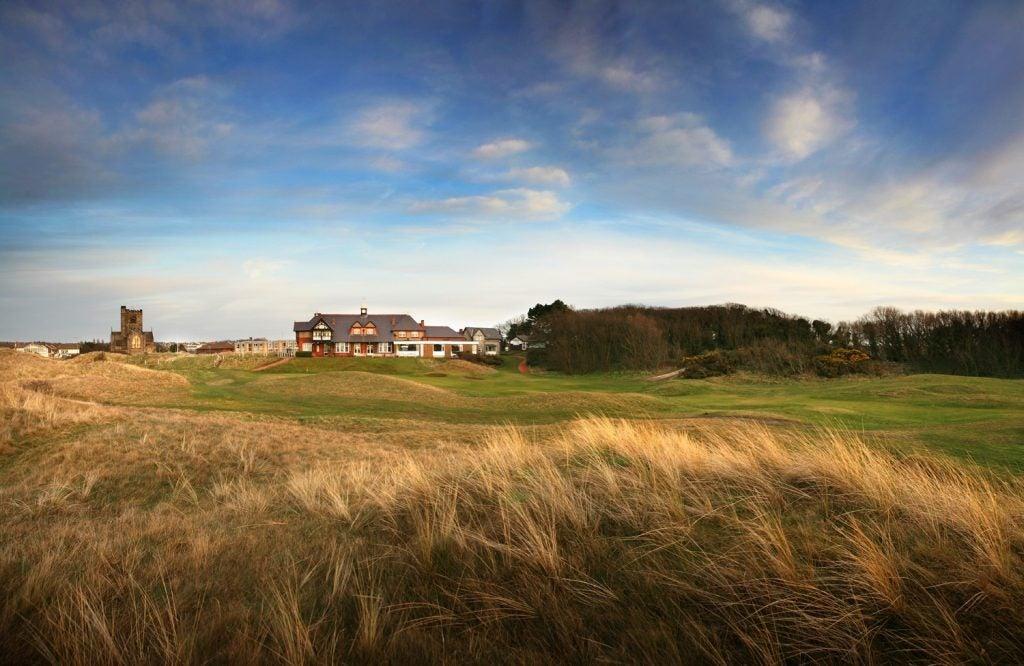 5. Wallasey Golf Club, Wallasey, England