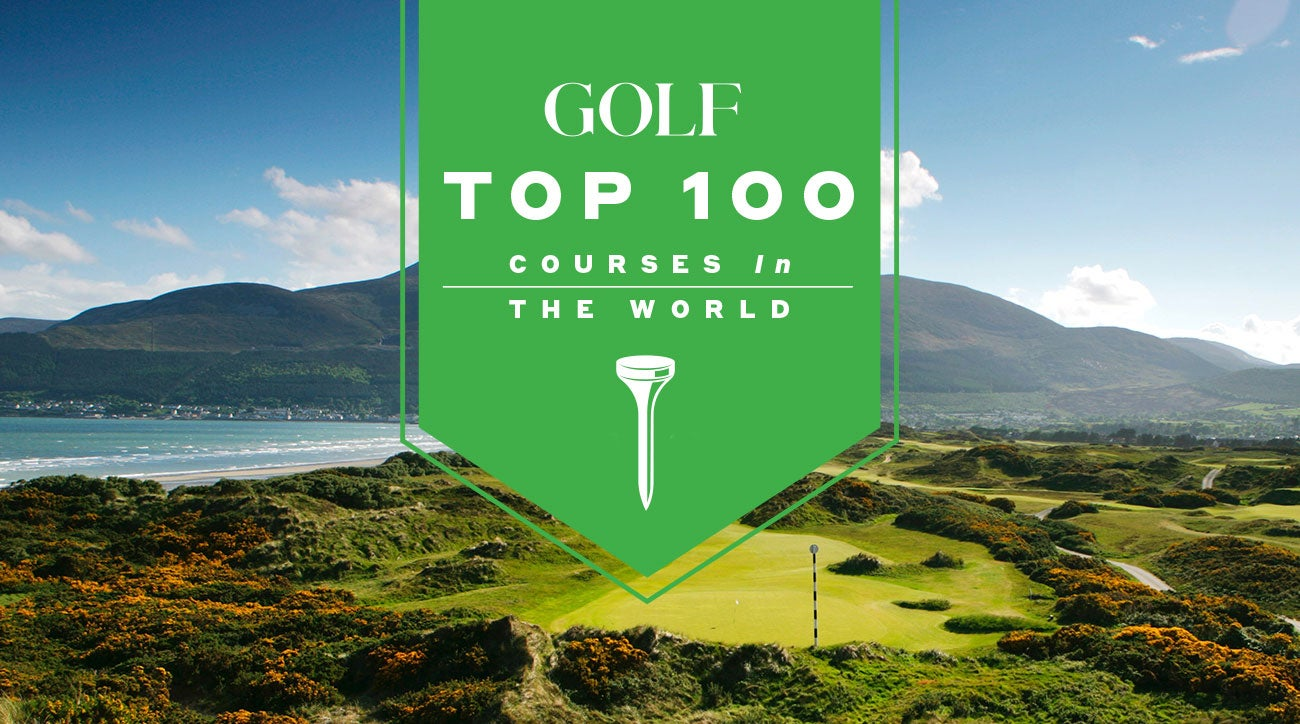 GOLF's Top 100 Courses in the World is the game's most respected course ranking.