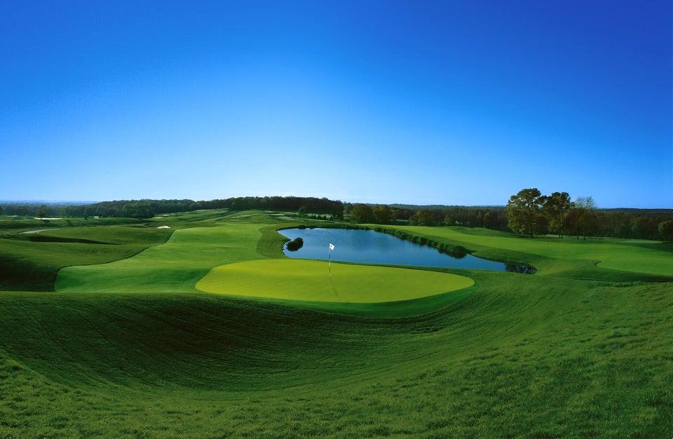 5. Trump National Golf Club Bedminster (New), Bedminster, N.J.
