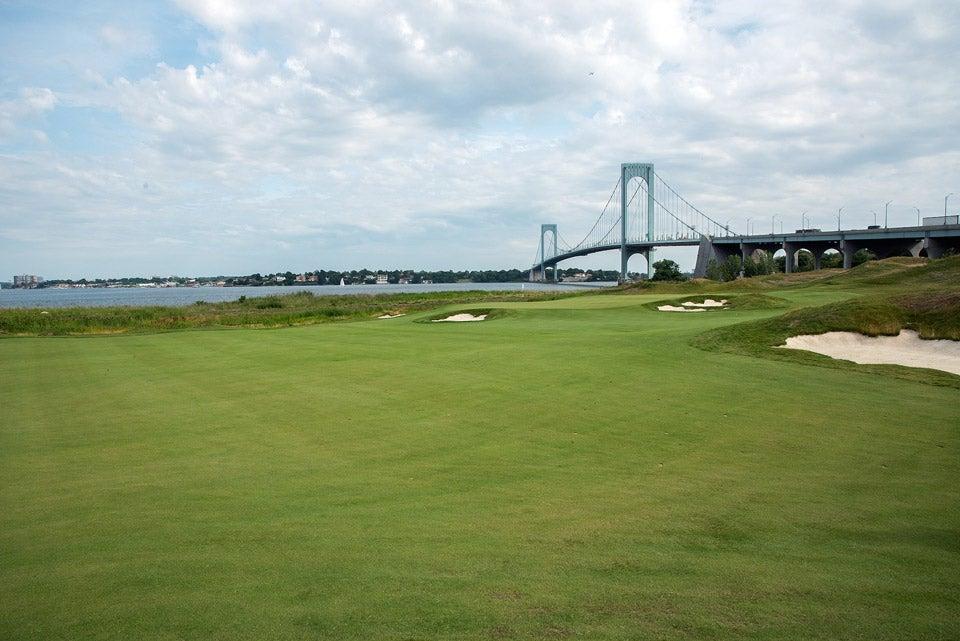 10. Trump Golf Links at Ferry Point, Bronx, N.Y.
