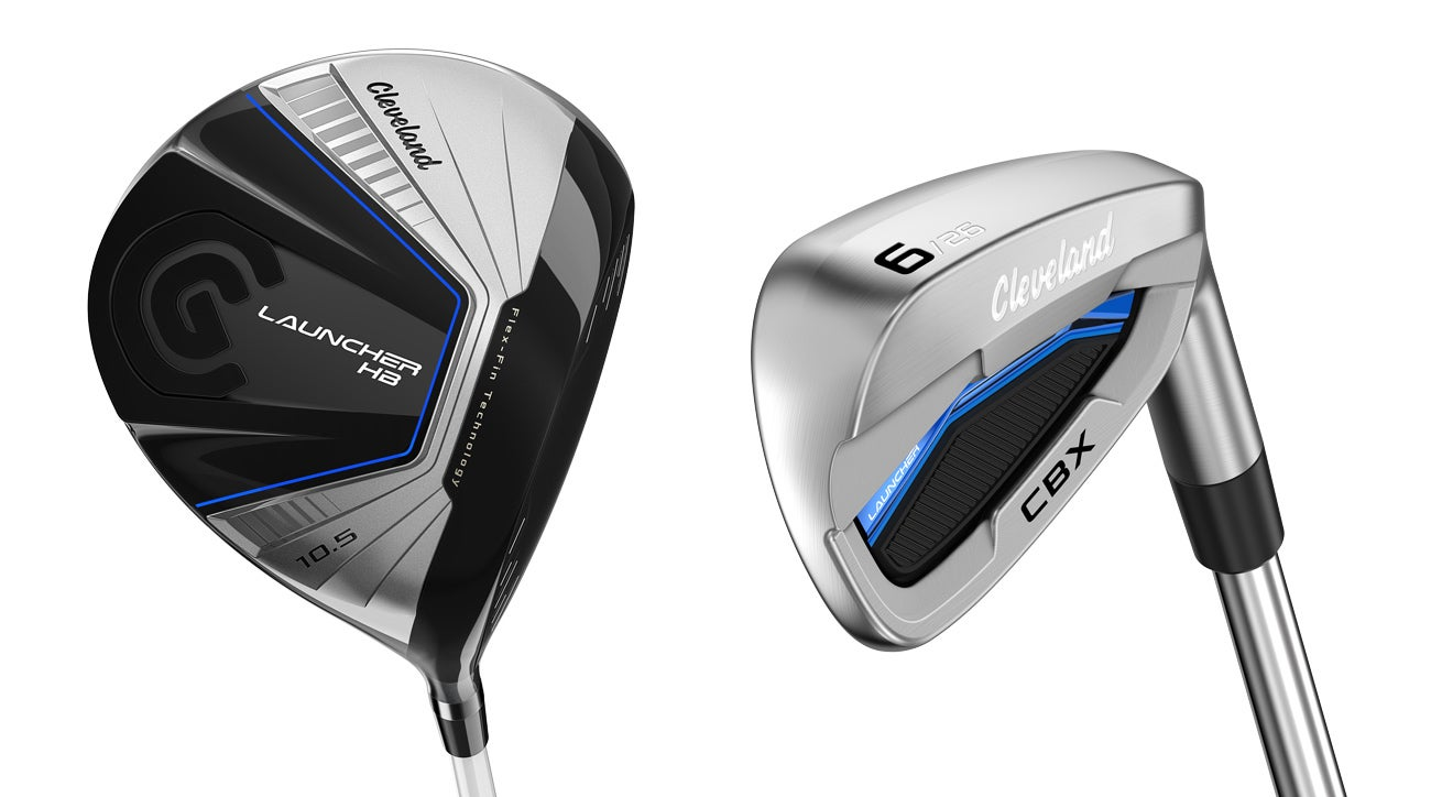 Cleveland Unveils New Launcher Driver Woods And Irons