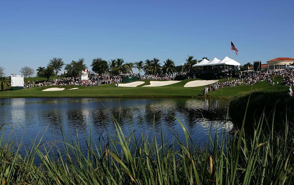 4. Trump International Golf Club, West Palm Beach, Fla.