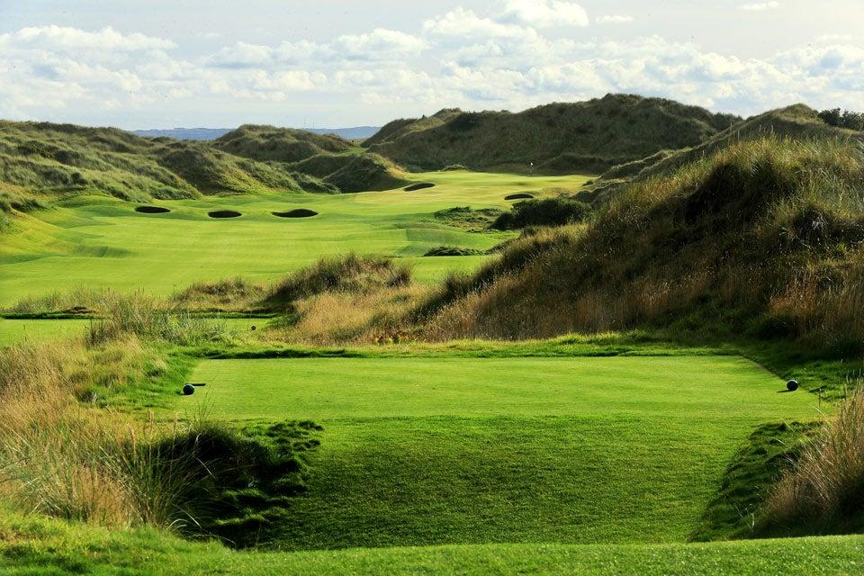 2. Trump International Golf Links Scotland, Aberdeen, Scotland