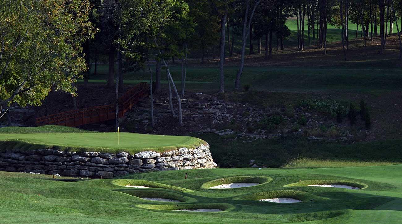 Valhalla Golf Club in Louisville, Kentucky