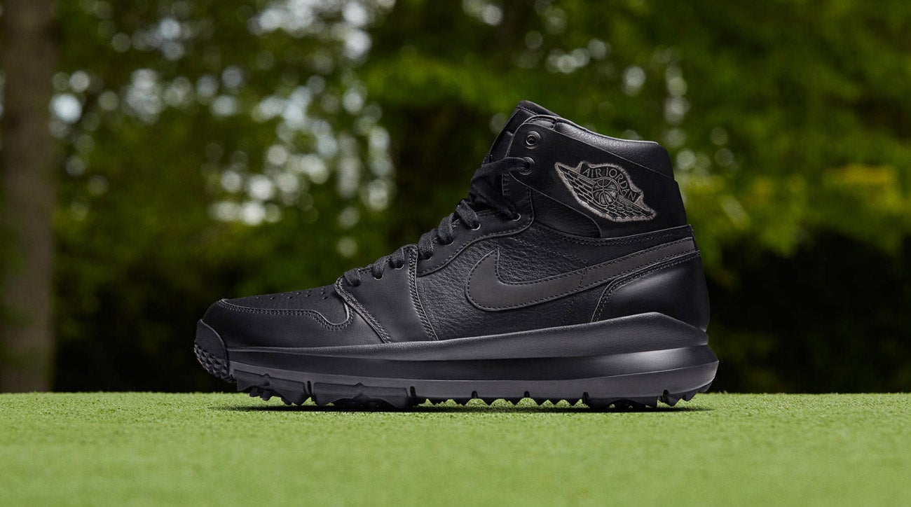 Nike to release all black air jordan 1 golf premium shoes - Photos of all jordan shoes ...