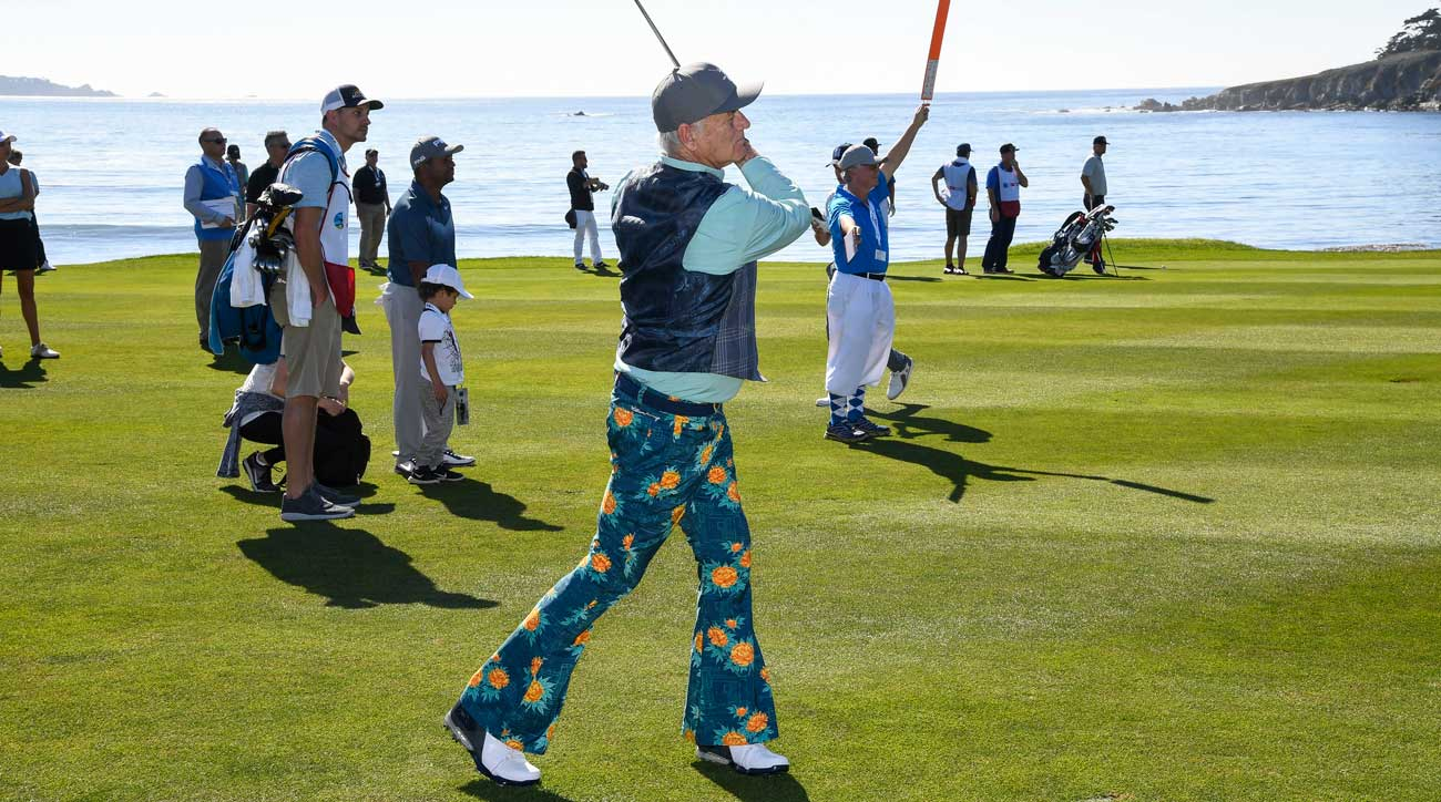The Pants Are Available Through Murray S New Line Of Golf Wear William And Betabrand Although Trousers Aren T Technically For