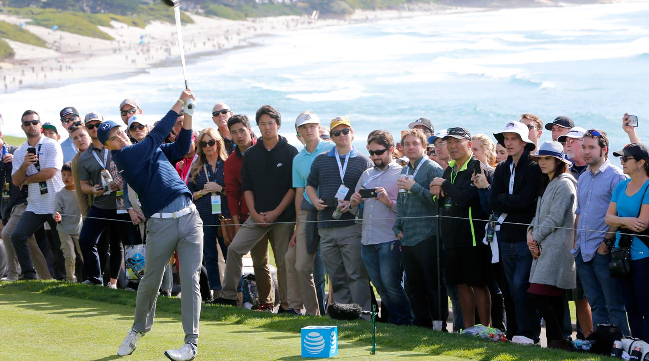 2018 AT&T Pebble Beach Pro Am tee times, how to watch