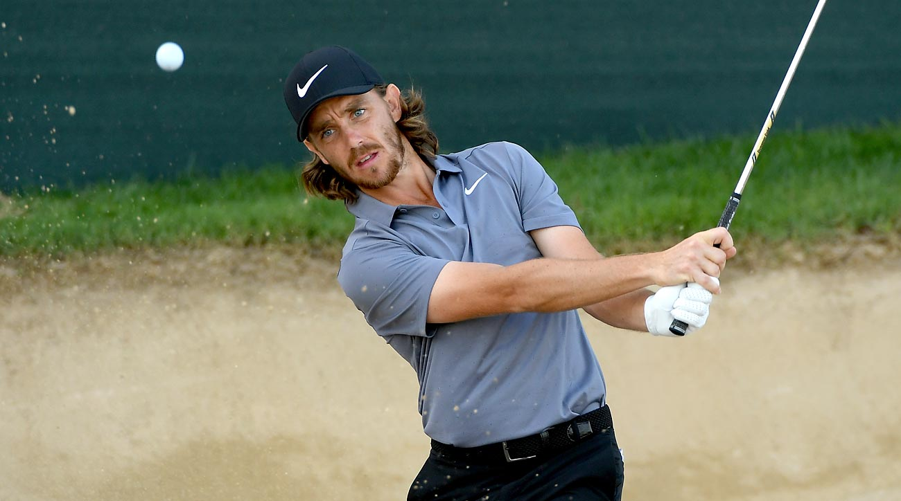 Tommy Fleetwood's peers believe big things are in his future.