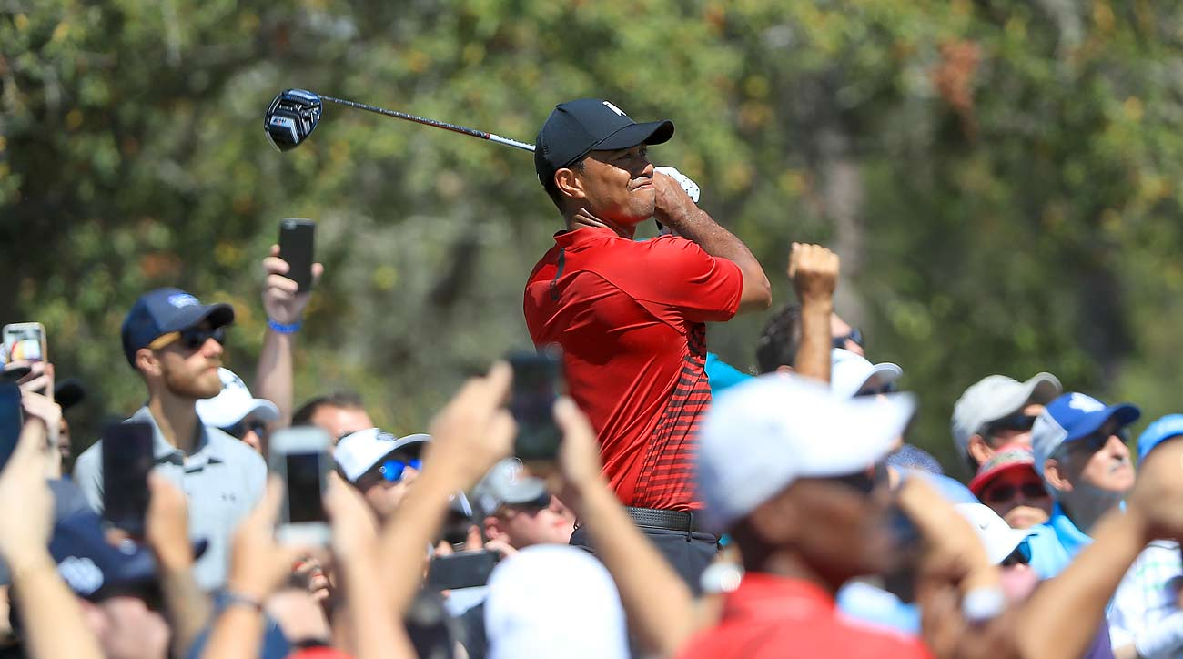 tiger woods didn u0026 39 t win the valspar championship  but he proved once again that this comeback is