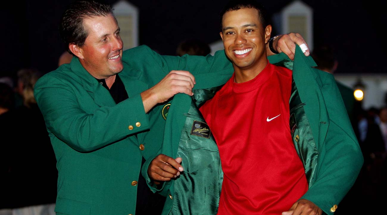 Masters How Many Masters Wins Does Tiger Woods Have