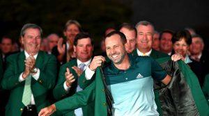 winning the Masters