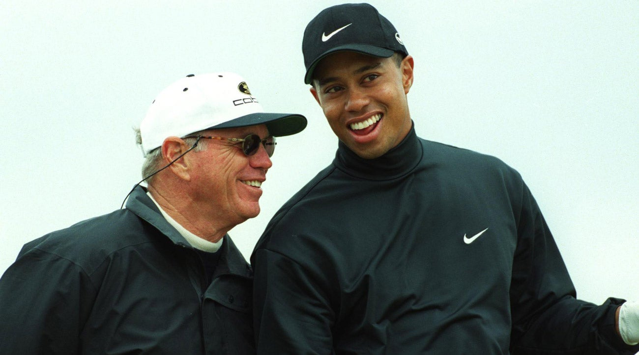 Image result for butch harmon and tiger woods
