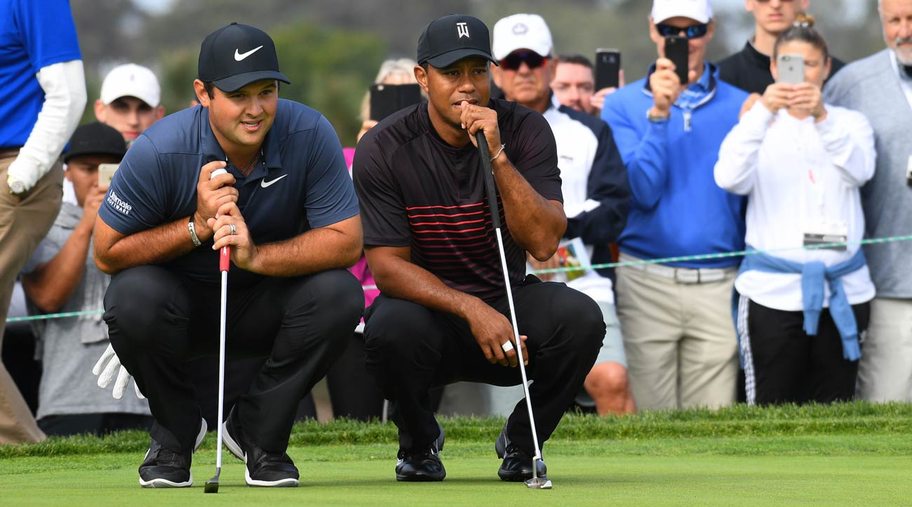 5793206b14528 Patrick Reed tops U.S. Ryder Cup rankings  Tiger Woods 28th