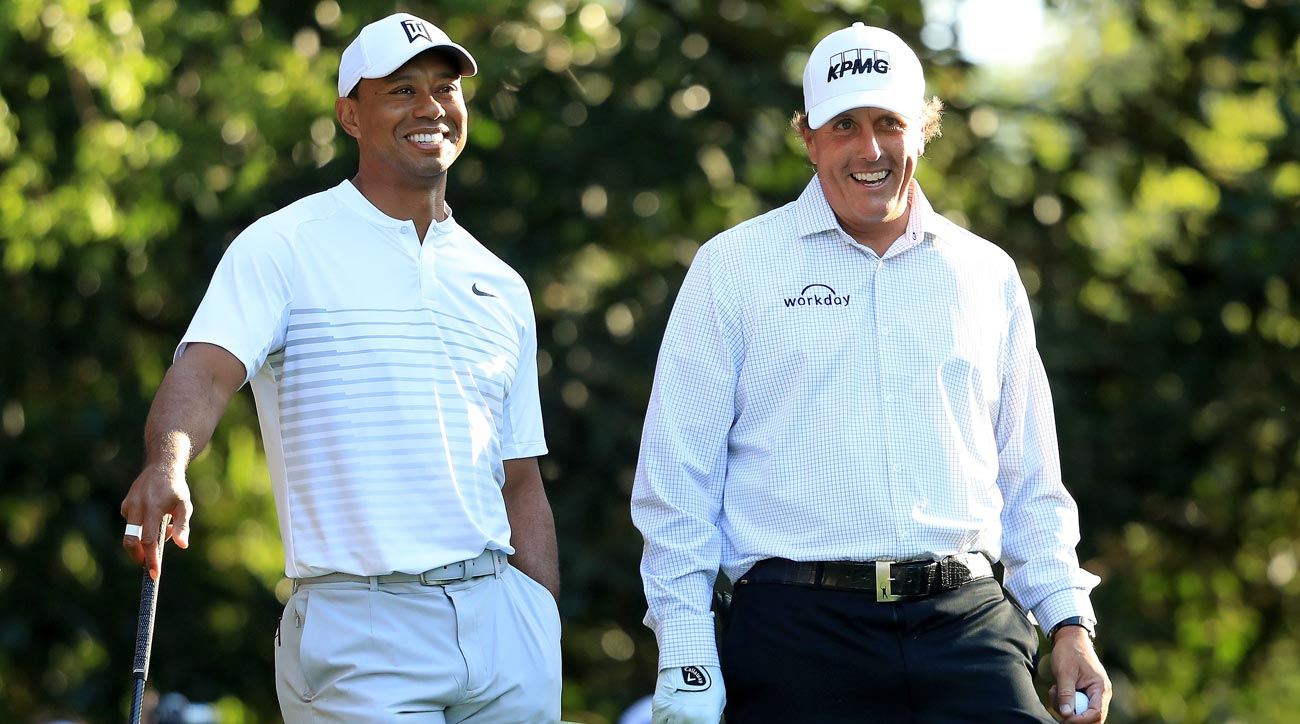 what channel is the tiger vs  phil match on