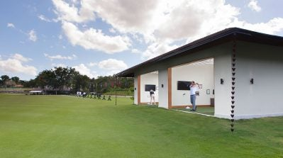 Casa De Campo, one of the world's swankiest golf resorts, has opened a swanky new learning center