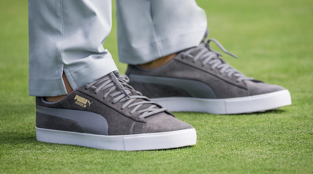 722c8b7fc39 Puma introduces golf-version of its iconic Suede sneakers for 50th  anniversary