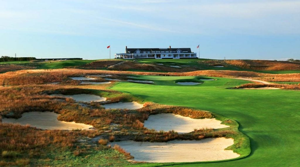 shinnecock hills take a tour of the 2018 u s open host course