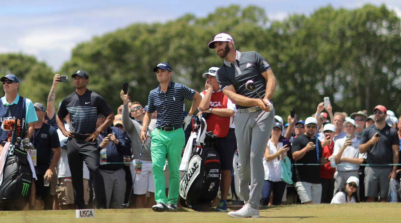 2018 us open  third round tee times  pairings for saturday