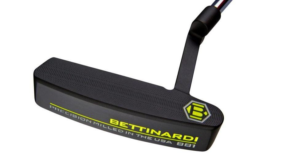 Bettinardi BB1 putter, ClubTest 2018