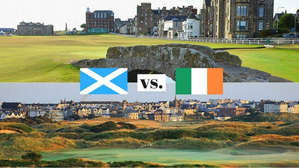 Scotland vs. Ireland