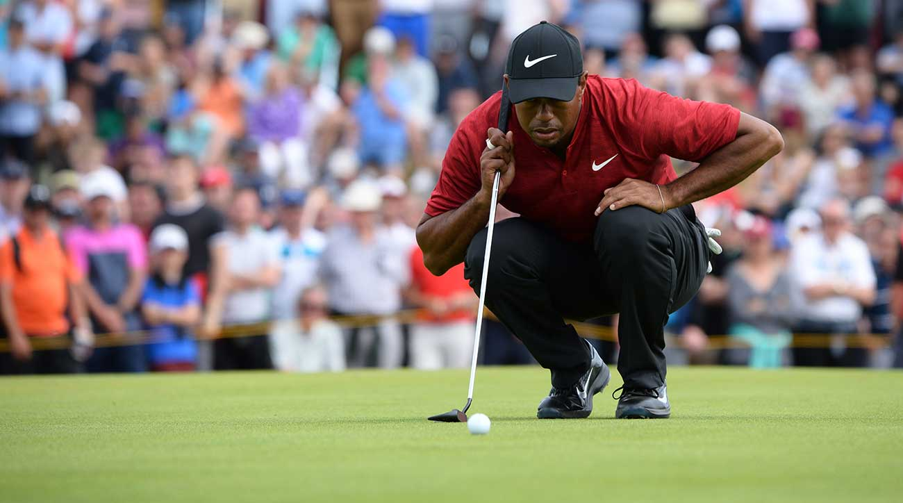 Tiger Woods returns to Firestone this week, a place where he's had plenty of success.