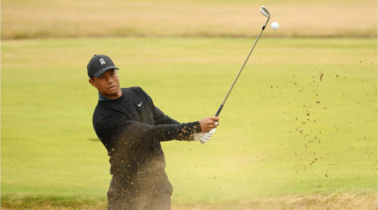 Tiger Woods And Links Golf Can It Be A Perfect Match At
