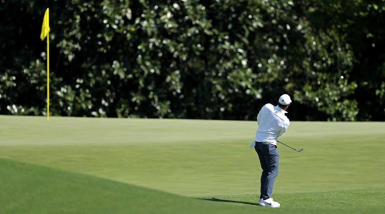 Augusta National Rory McIlroy