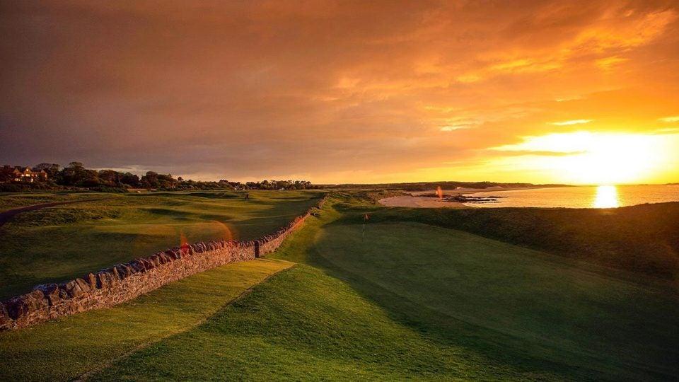 North Beriwck golf course