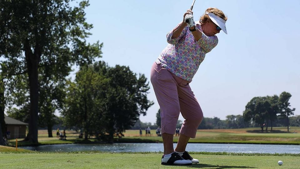 JoAnne Carner U.S. Senior Women's Open