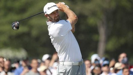 Dustin Johnson British Open