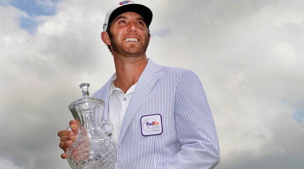 dustin johnson news  stats  career results  family history