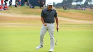 Francesco Molinari, British Open 2018