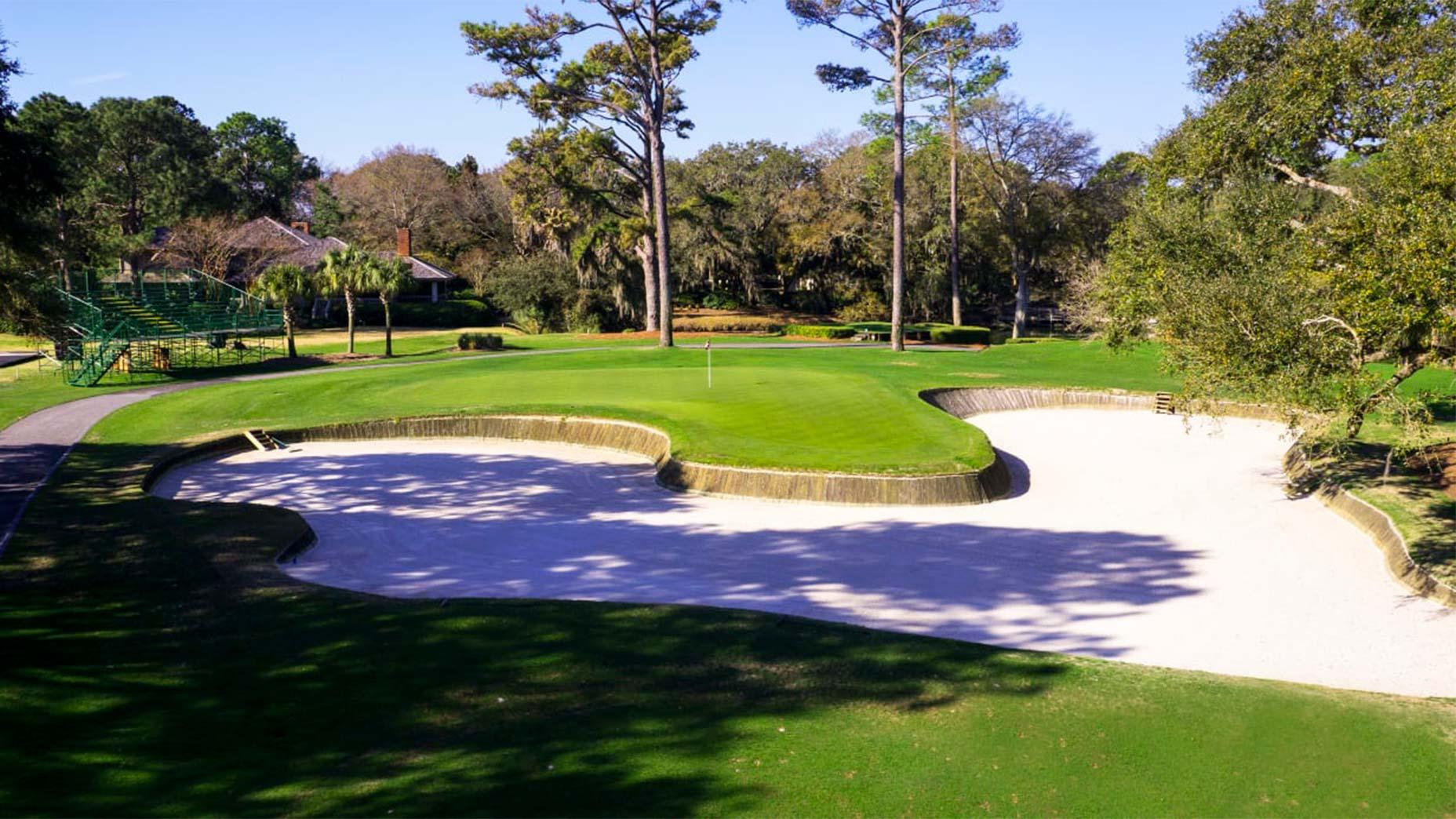 Harbour Town Golf Links at Sea Pines Resort.