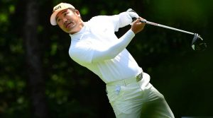 Hosung Choi just missed qualifying for the British Open.