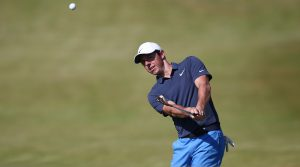 Rory McIlroy on major hunt