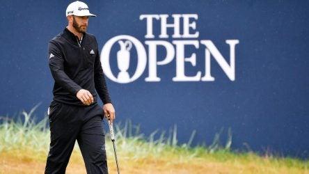 Big names miss cut at British Open