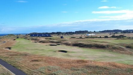 Carnoustie British Open
