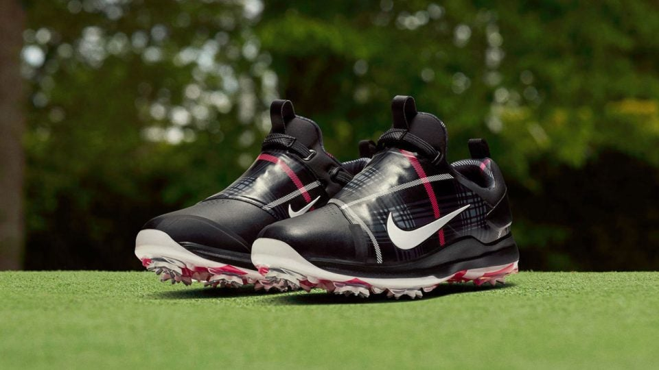 ed04f409333ed Nike debuts Scotland-inspired  Car-Nasty  golf shoes for Open week ...