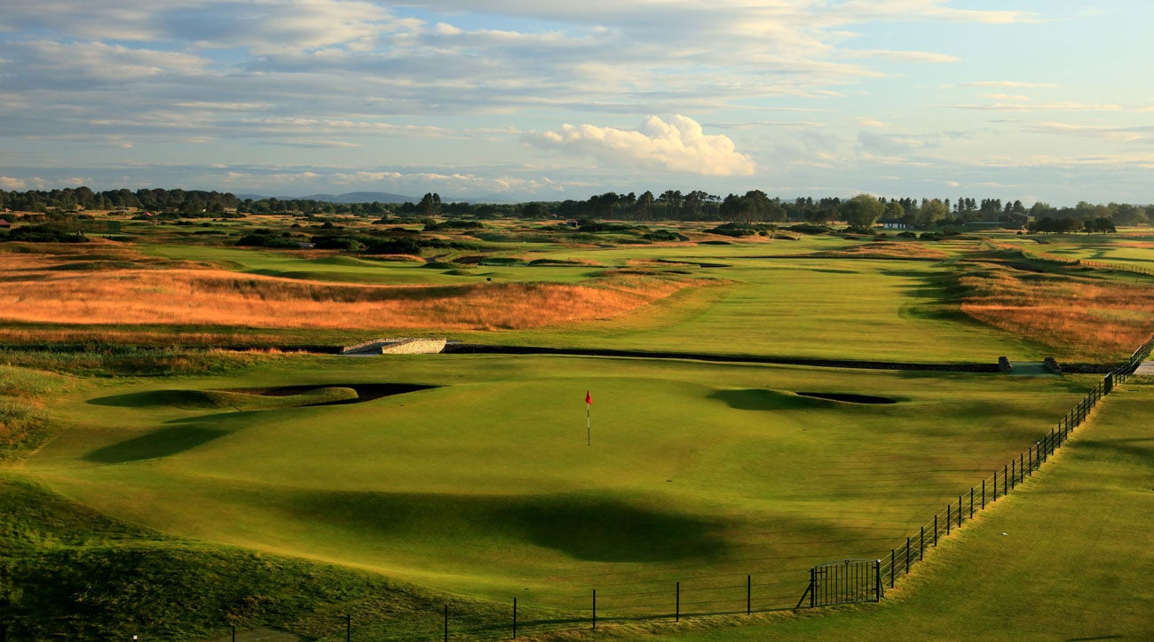 carnoustie golf links  how to get a tee time at the