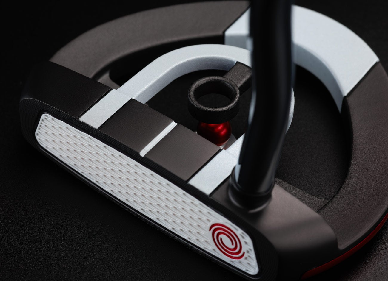 The Odyssey Red Ball putter
